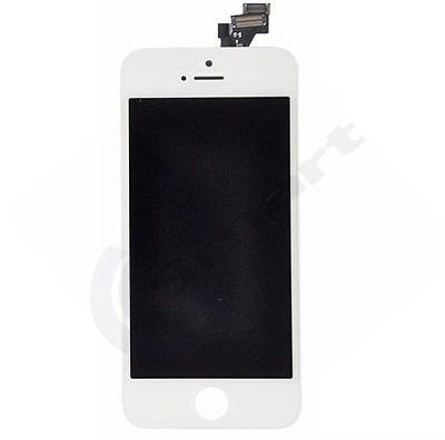 Apple iPhone 5 Original LCD displej a dotyk bílý (Refurbished in Shenzhen)