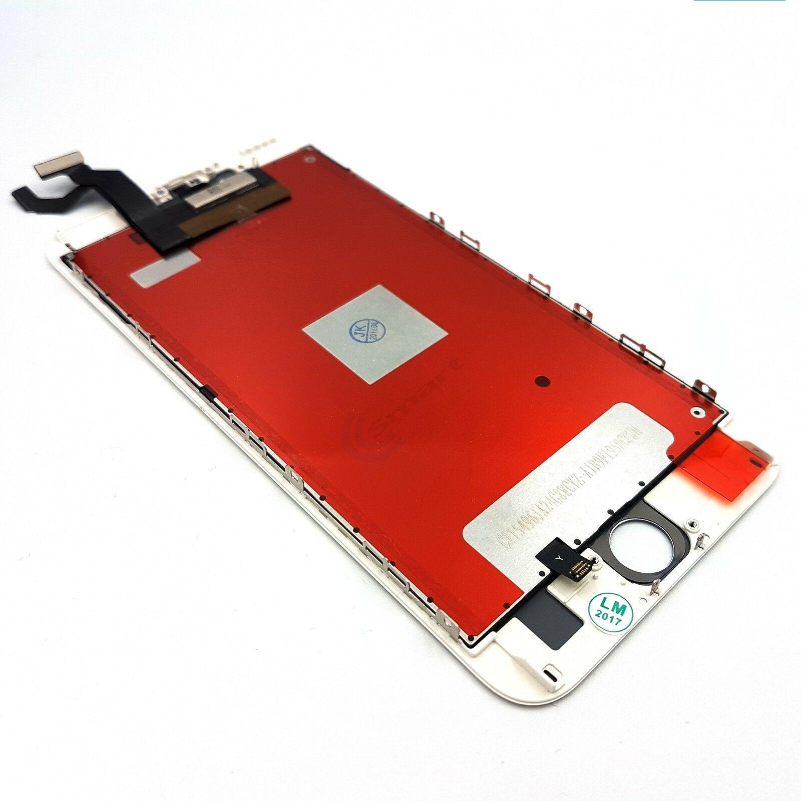 Apple iPhone 6S plus LCD displej a dotyk bílý OEM